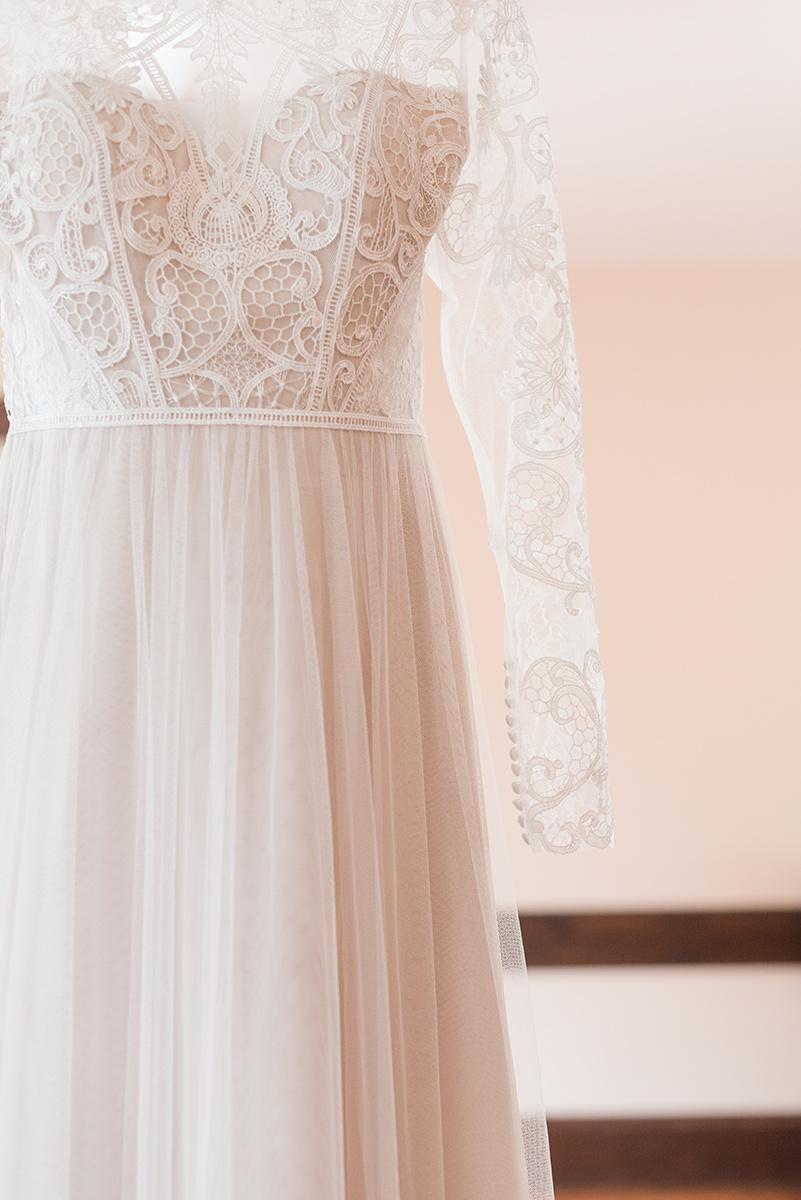 Borden house raleigh wedding dress